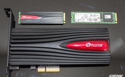 Sản phẩm hot trong tuần: Bộ 3 SSD Plextor M9Pe - Chạm đỉnh tốc độ