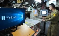 """Toàn bộ máy tính tại Bộ Quốc phòng Mỹ đã được """"lên đời"""" Windows 10"""
