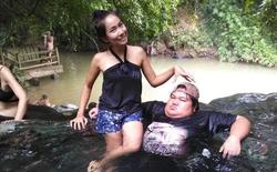 Cổ tích đời thực: Chàng béo 120kg vượt qua mặc cảm ngoại hình, cưới cô y tá xinh đẹp sau 10 năm hẹn hò