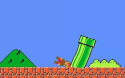 Super Mario trở thành một thí nghiệm vật lý siêu thực trong game trình duyệt miễn phí này