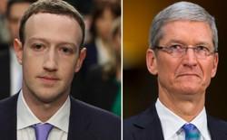 Mark Zuckerberg chỉ trích Apple cũng thu thập dữ liệu người dùng giống Facebook, thậm chí còn tệ hơn khi không thông báo