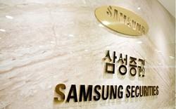 Chứng khoán Samsung 'lỡ tay' phát hành gần 100 tỷ USD cổ phiếu