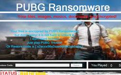 Xuất hiện ransomware yêu cầu người dùng phải chơi PUBG trong 1 tiếng mới cho phép mở khóa dữ liệu