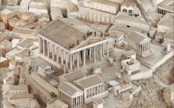 Chiêm ngưỡng mô hình thành Rome cổ đại với tỷ lệ 1:250, mất tới 38 năm mới hoàn thành