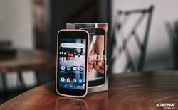 Mở hộp và trên tay Nokia 1: Smartphone giá chưa tới 2 triệu thì có những gì?