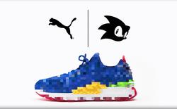 """SEGA hợp tác PUMA cho ra mắt mẫu sneakers ấn tượng lấy cảm hứng từ """"Sonic the Hedgehog"""""""