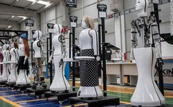 Châu Âu xem xét cấp tư cách pháp nhân cho robot