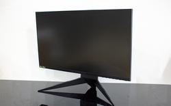 Alienware AW2518H Gaming Monitor: Chỉ là màn hình chơi game thôi, có cần phải ngầu và chất như vậy không?