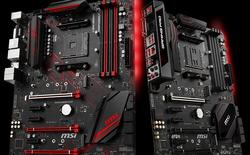 MSI ra mắt dòng bo mạch chủ X470 Gaming, sẵn sàng cho CPU Ryzen 2 của AMD