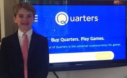 Startup tiền mã hóa này có một vị CEO mới 12 tuổi, tham vọng làm thay đổi ngành công nghiệp game