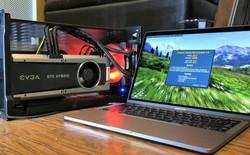 Test eGPU trên MacBook Pro: AMD Radeon RX 580 mạnh gấp đôi GPU của MacBook Pro bản cao cấp nhất