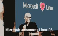 Lần đầu tiên trong lịch sử, Microsoft tự phát triển một phiên bản Linux tùy chỉnh và tích hợp trong sản phẩm của mình
