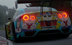 Trông xa tưởng xe hoạt hình, lại gần mới biết ý tưởng độ xe không phải của người thường
