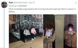 Twitter của ông bố khiến nhiều phụ huynh e ngại: Khi lũ trẻ chẳng thiết gì cảnh đẹp, chỉ cắm đầu vào những chiếc smartphone