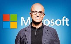Microsoft thăng hoa dưới sự lãnh đạo của Satya Nadella, giá trị thị trường lần đầu tiên vượt qua Google