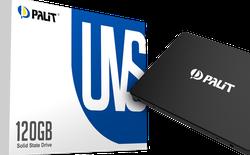 Nhân Tết hàn thực, tặng bạn đọc ổ SSD 120GB Palit trị giá 1,1 triệu đồng