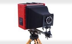 Máy ảnh kỹ thuật số khổ lớn 8x10 đầu tiên trên thế giới LargeSense LS911 với giá khoảng 2,5 tỷ đồng