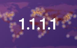 DNS 1.1.1.1 của CloudFlare nhanh thế nào khi thử nghiệm tại Việt Nam?
