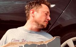 Elon Musk tweet tuyên bố Tesla phá sản, bản thân ngất lịm, xung quanh toàn chai rượu đúng ngày Cá tháng Tư