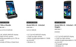Cuối cùng thì Microsoft cũng đã bán hết sạch điện thoại Windows Phone