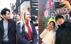 """Hàn Quốc cho thuê """"ộp pa"""" để dẫn các chị em đi chơi hoặc mua sắm chụp hình"""
