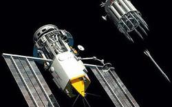 Dự án Thor của Không lực Hoa Kỳ: cột kim loại bắn xuống mặt đất từ ngoài quỹ đạo có sức công phá chẳng khác gì quả tên lửa