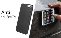 """Megaverse: Ốp lưng """"không trọng lực"""" cho phép gắn smartphone lên mọi mặt phẳng"""