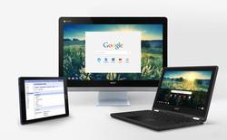 Chrome OS có ứng dụng Terminal, sẽ hỗ trợ Linux trong tương lai?