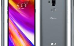 """LG G7 ThinQ lộ diện rõ nét trước giờ """"G"""": có tai thỏ, camera sau xếp dọc"""
