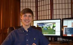 Ngồi một chỗ 'đánh game' vài giờ/mỗi ngày, cậu sinh viên này đã làm những gì để có thể trở thành triệu phú USD ở tuổi 18?