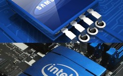 Samsung đánh bại Intel một lần nữa để trở thành hãng sản xuất chip hàng đầu thế giới