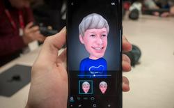 Bằng sáng chế của Samsung tiết lộ tính năng gọi video với AR Emoji