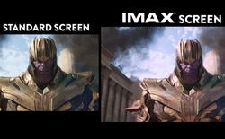 """Đắt gấp đôi, gấp ba giá vé thông thường, vì sao vẫn nên thưởng thức """"Avengers: Infinity Wars"""" với định dạng IMAX?"""