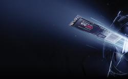 Samsung chính thức giới thiệu bộ đôi SSD NVMe 970 Pro và 970 Evo, mở bán ngày 7/5 tới