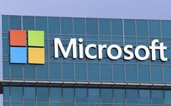 Microsoft Q1/2018: Doanh thu 26,8 tỷ USD, lợi nhuận 8,3 tỷ USD, Windows vững mạnh và đám mây tiếp tục tăng trưởng