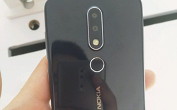 Lộ ảnh thực tế Nokia X: Thiết kế tai thỏ, viền màn hình mỏng, camera kép, có thể có cảm biến vân tay dưới màn hình