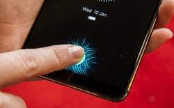 Đến năm 2019, sẽ có 100 triệu smartphone sở hữu cảm biến vân tay tích hợp dưới màn hình