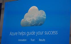 Microsoft Q1/2018: Doanh thu Azure tăng tới 93%, doanh thu dịch vụ cao cấp tăng trưởng ba con số