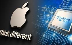 Qualcomm giảm mức phí bản quyền công nghệ, hy vọng có thể hòa giải với Apple ngay trong năm nay