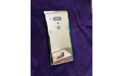 Rò rỉ hình ảnh trên tay HTC U12+, xác nhận không có tai thỏ