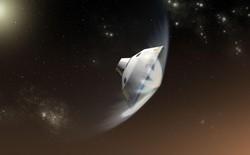 Lá chắn nhiệt của tàu không gian Land Rover 2020 bị nứt khi thử nghiệm