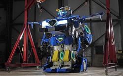 Dành cả tuổi thanh xuân chế tạo robot như trong phim Transformers để thỏa mãn ước mơ tuổi thơ