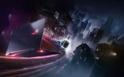 ASUS giới thiệu ROG Zephyrus M GM501: Laptop gaming siêu mỏng và mạnh mẽ đến từ ASUS