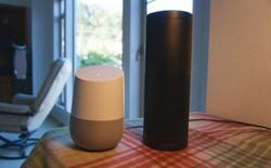 Loa thông minh Amazon Echo, Google Home có thể là mối hiểm họa về dữ liệu riêng tư của người dùng