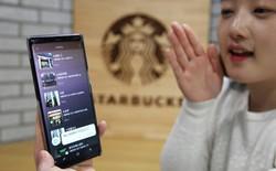 Starbucks Hàn Quốc cho phép khách đặt đồ uống bằng trợ lý ảo Bixby của Samsung