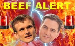 """Cha đẻ Ethereum gọi """"cha đẻ"""" Bitcoin là kẻ lừa đảo, ngay lập tức khẩu chiến đã xảy ra"""