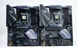 """""""Đập hộp"""" bộ đôi mainboard ROG Strix B360-F và H370-F đến từ ASUS"""