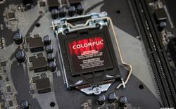 Trên tay bo mạch chủ Battle Axe C.B360M-HD Deluxe hỗ trợ vi xử lý Intel Core thế hệ 8 vừa được Colorful giới thiệu