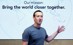 Các nhà đầu tư của Facebook tức giận yêu cầu CEO Mark Zuckerberg từ chức