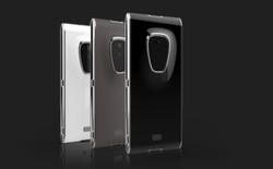 Chiếc smartphone chạy trên blockchain đầu tiên sẽ do Foxconn sản xuất